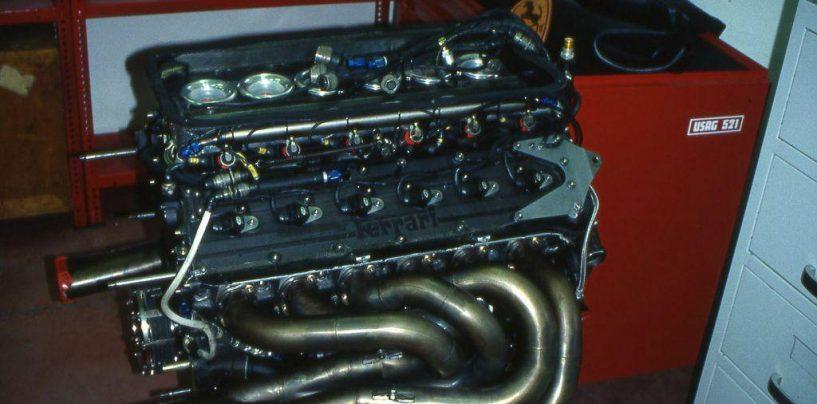 """<span class=""""entry-title-primary"""">Oltre i 700 cv: lo 037 del 1990</span> <span class=""""entry-subtitle"""">Il motore V12 Ferrari che sfondò il muro dei 700cv nel 1990</span>"""