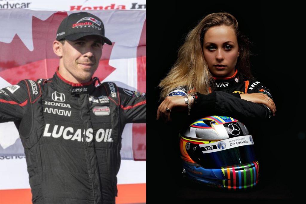 Robert e Sophia, i campioni del 2018