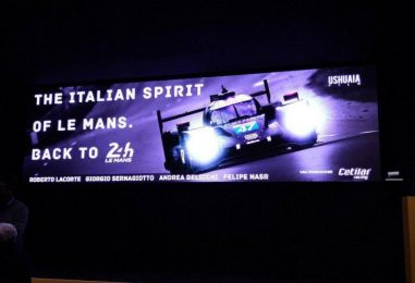 The Italian Spirit of Le Mans - Back to 24h