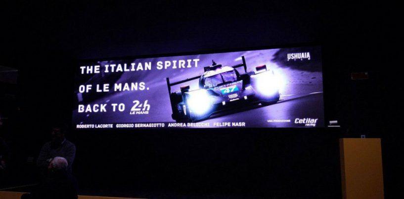 """<span class=""""entry-title-primary"""">The Italian Spirit of Le Mans - Back to 24h</span> <span class=""""entry-subtitle"""">Il terzo film di Cetilar Villorba Corse racconta la seconda esperienza alla 24 ore di Le Mans</span>"""