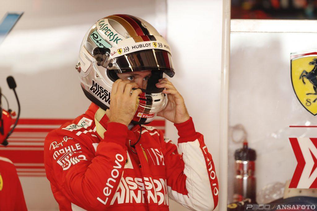 F1   Barcellona Test Day 1: Vettel il migliore al mattino