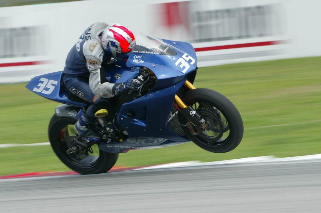 MotoGP | Le mille peripezie della WCM Harris