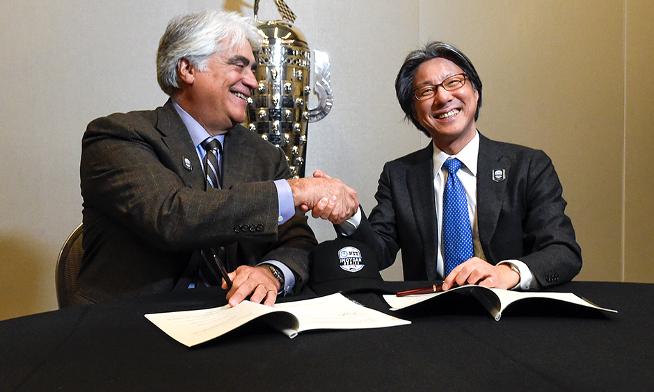 Indycar | Sarà la NTT il nuovo title sponsor del campionato
