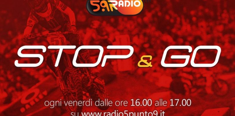 """<span class=""""entry-title-primary"""">""""Stop&Go"""" live venerdì 11 gennaio alle ore 16:00 su Radio 5.9</span> <span class=""""entry-subtitle"""">La trasmissione di P300 in diretta fino alle 17</span>"""