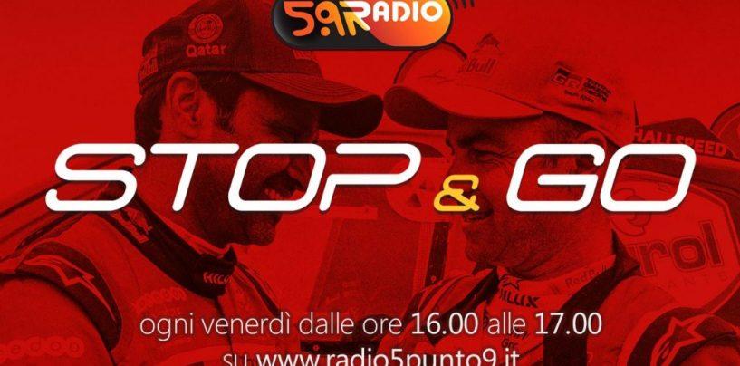 """<span class=""""entry-title-primary"""">""""Stop&Go"""" live venerdì 18 gennaio alle ore 16:00 su Radio 5.9</span> <span class=""""entry-subtitle"""">La trasmissione di P300 in diretta fino alle 17</span>"""