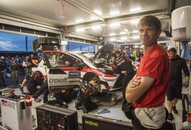 WRC | Marcus Grönholm al via del Rally di Svezia su una Toyota