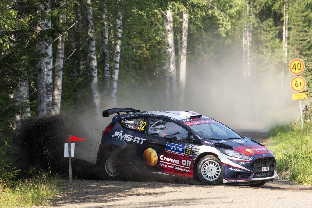 WRC   Gus Greensmith sulla terza Ford ufficiale in Portogallo