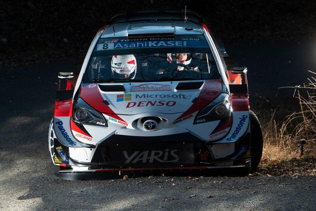 WRC | Montecarlo: Tänak bello di notte, Ogier e Neuville nella sua scia
