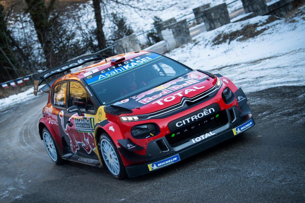 WRC | Montecarlo: Ogier guadagna su Neuville, fuori Mikkelsen