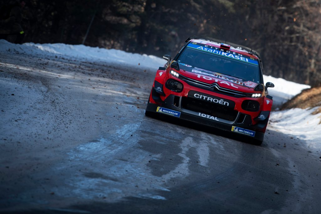WRC   Sébastien Ogier vince il suo settimo Montecarlo, eguagliato il record di Loeb