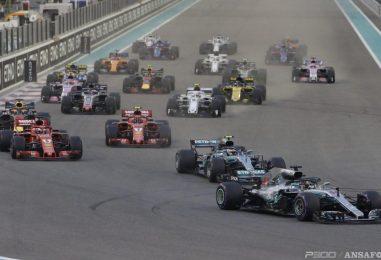 F1 | Gli orari italiani dei GP per la stagione 2019