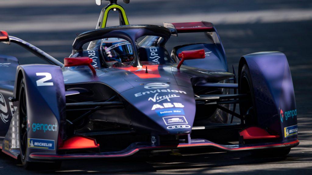Formula E | Santiago: Buemi sbatte, Bird festeggia