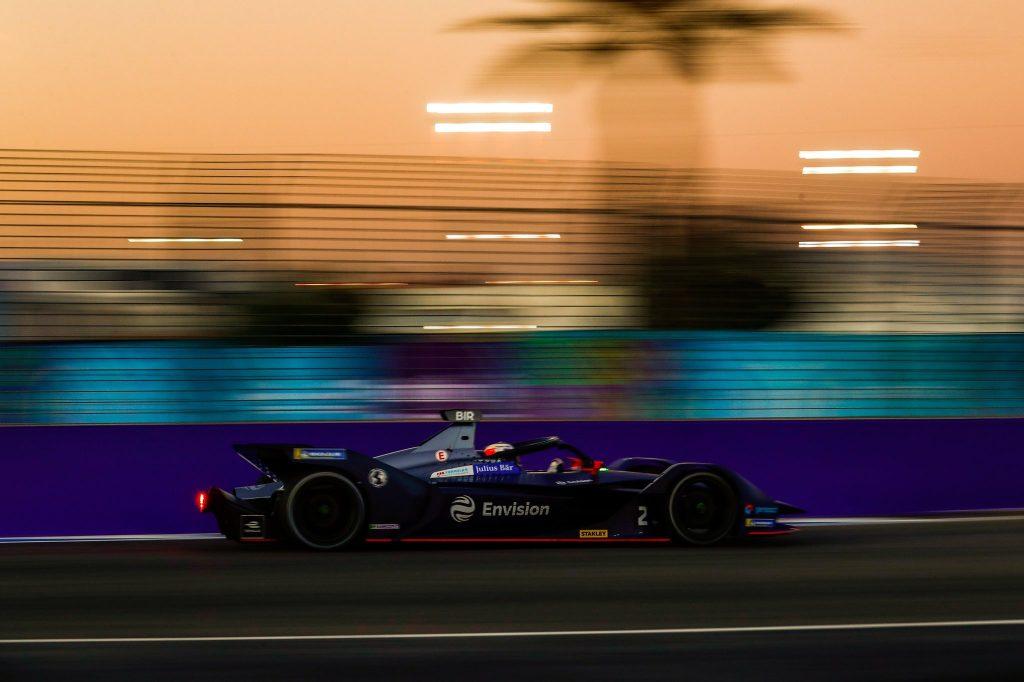 Formula E   Marrakech: Bird in pole dopo un incidente, Audi ufficiali in difficoltà