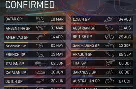Motomondiale | Confermato il calendario per la stagione 2019