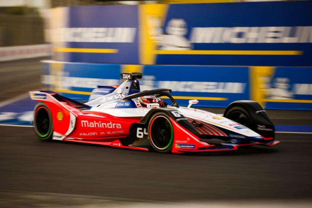 Formula E | Marrakech: disastro BMW, ne approfitta d'Ambrosio