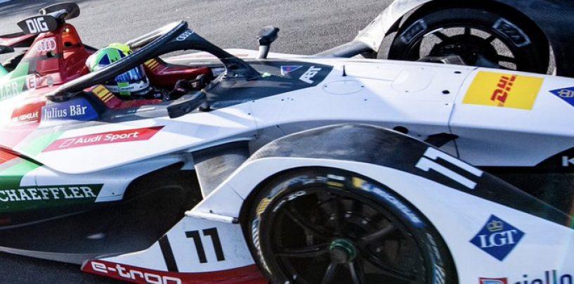 """<span class=""""entry-title-primary"""">Formula E   Santiago: pole position sotto investigazione per Lucas di Grassi</span> <span class=""""entry-subtitle"""">D'Ambrosio, leader del campionato, partirà penultimo</span>"""