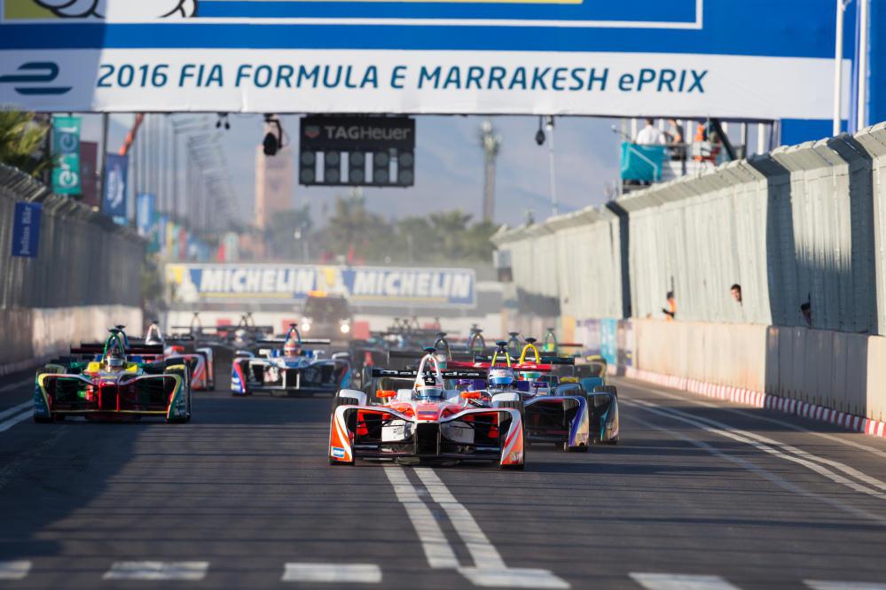 Formula E | Marrakesh ePrix 2019 - Anteprima