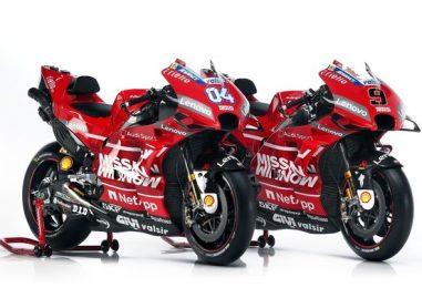 MotoGP | Presentata la nuova Ducati Desmosedici GP19