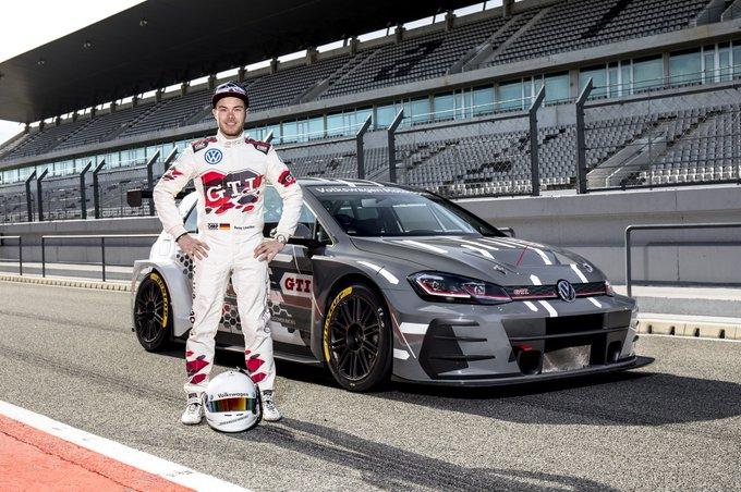 WTCR   Benjamin Leuchter è il quarto pilota Volkswagen