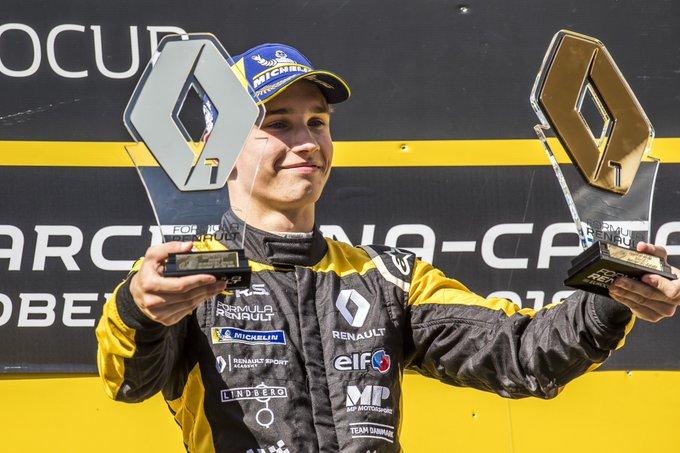 F3 | Christian Lundgaard firma con ART Grand Prix