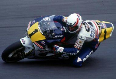 Eddie Lawson: 30 anni fa il primo test con la Honda NSR