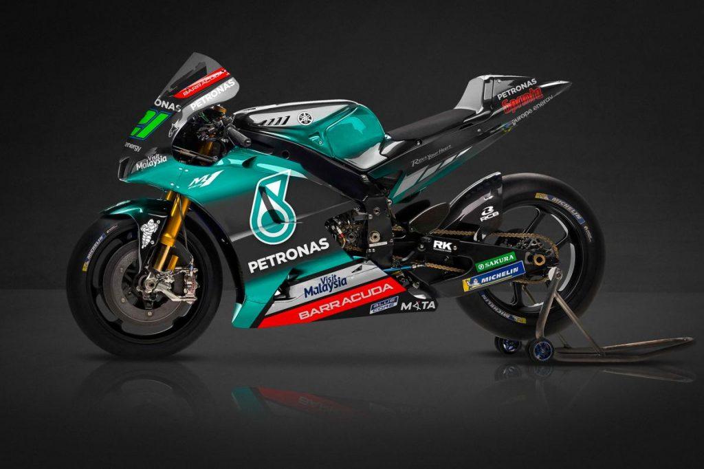 Motomondiale | Presentato il team Petronas Yamaha SIC