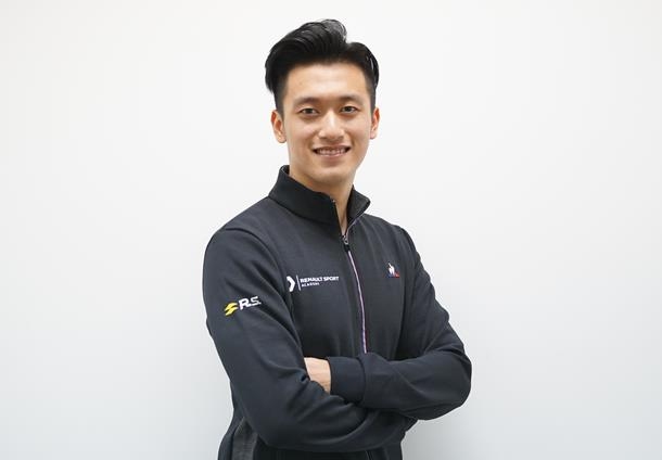 F1   Guanyu Zhou nuovo development driver Renault