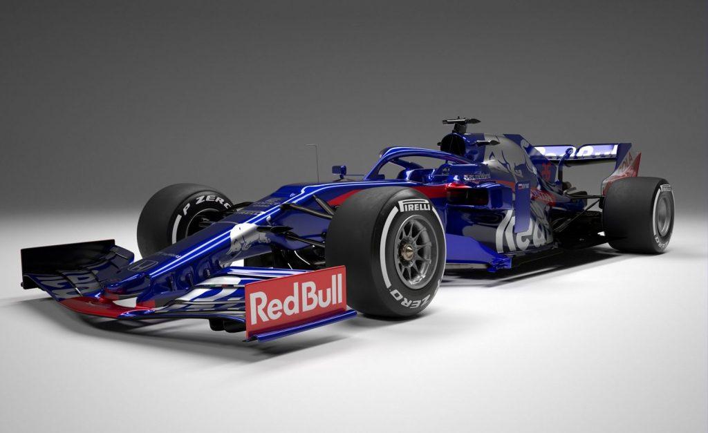 F1 | La Toro Rosso svela la nuova STR14 4