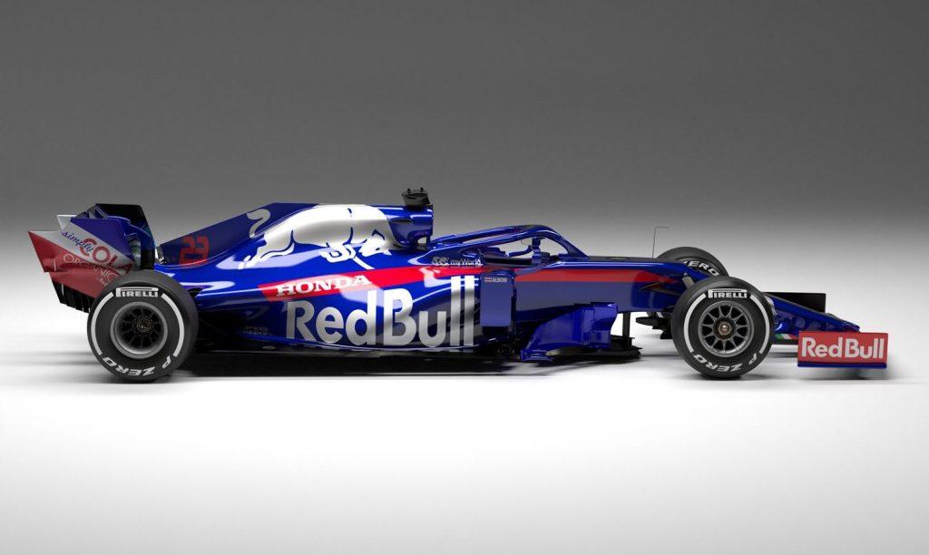 F1 | La Toro Rosso svela la nuova STR14 2