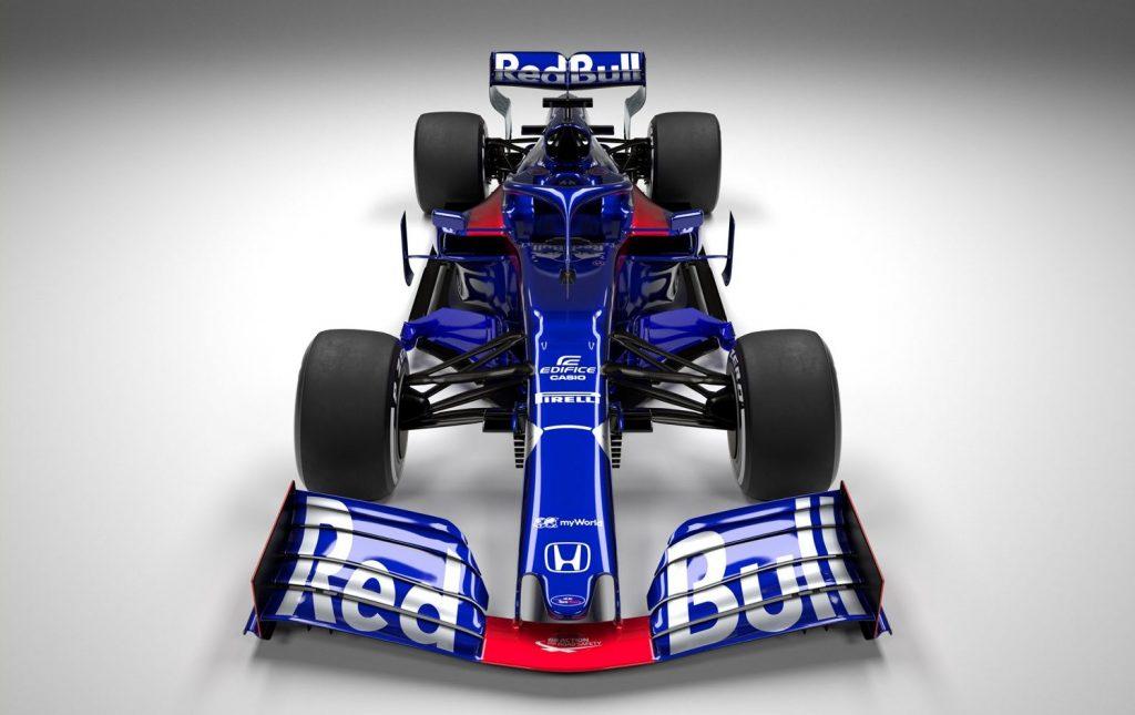 F1 | La Toro Rosso svela la nuova STR14 3
