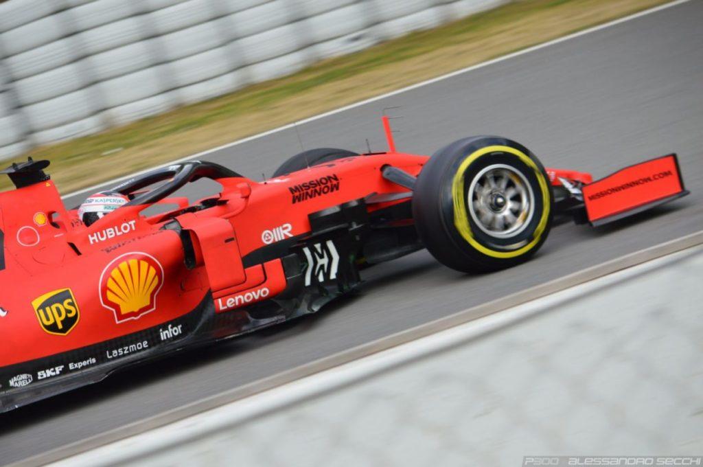 F1 | Barcellona Test Day 7: Leclerc ok alle 13.00, ieri un guasto al cerchio sulla SF90