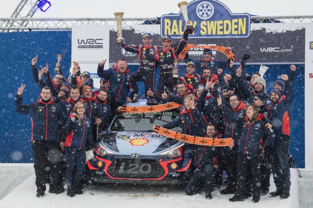 WRC   Rally di Svezia 2019 - Anteprima