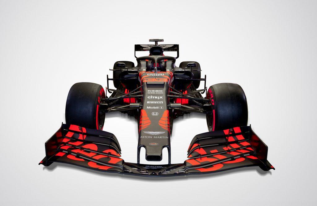 F1 | Red Bull presenta la nuova RB15 1