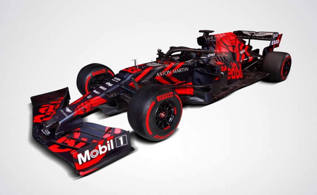 F1 | Red Bull presenta la nuova RB15