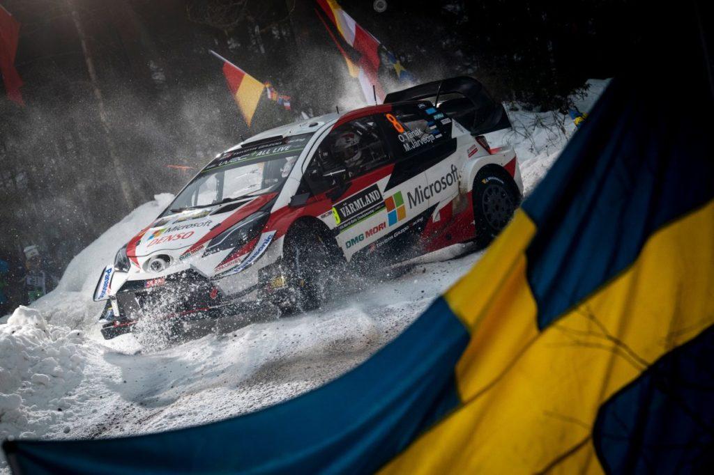 WRC | Svezia: partenza al top per Tänak, sorpresa Suninen