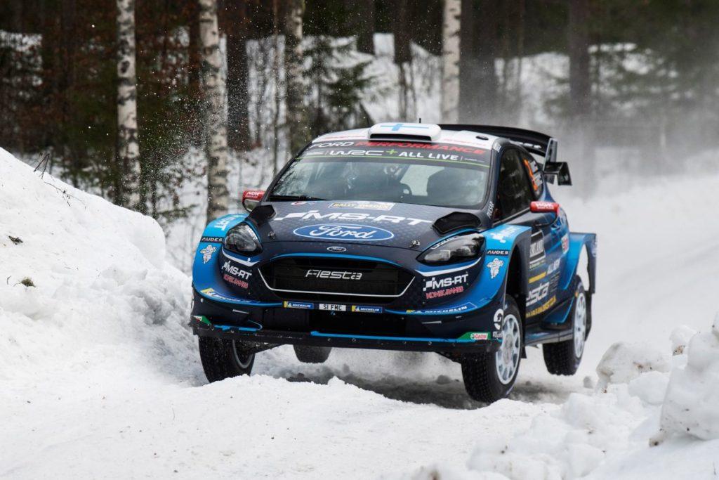 WRC | Svezia: Suninen passa al comando, ritiro per Ogier e Latvala