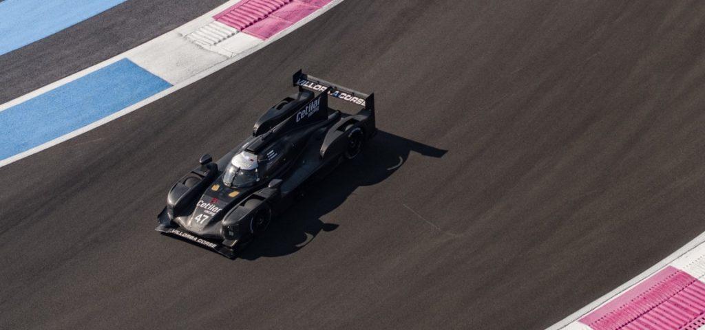 A Le Castellet il primo test della stagione per la #47