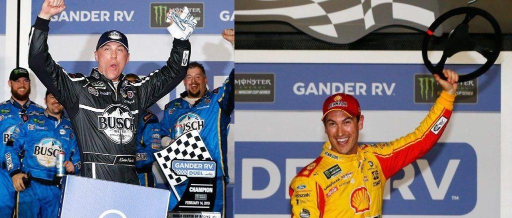 NASCAR | Harvick e Logano vincono i Duel a Daytona