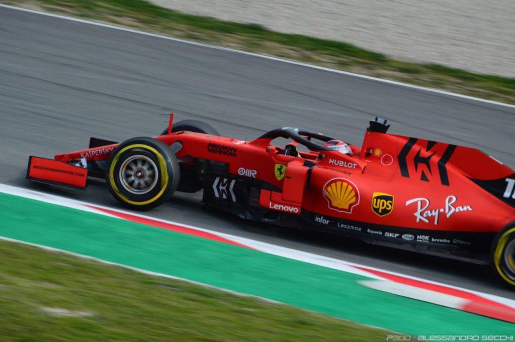 F1 | Barcellona Test Day 2: Leclerc il migliore al mattino
