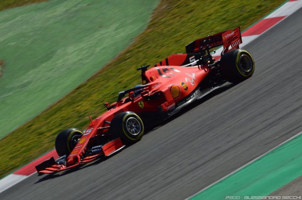 Gallery | Barcellona Test F1 2019