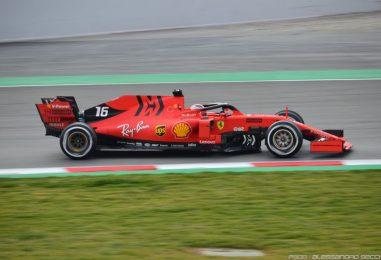 F1 | Barcellona Test Day 2: Leclerc conclude al comando