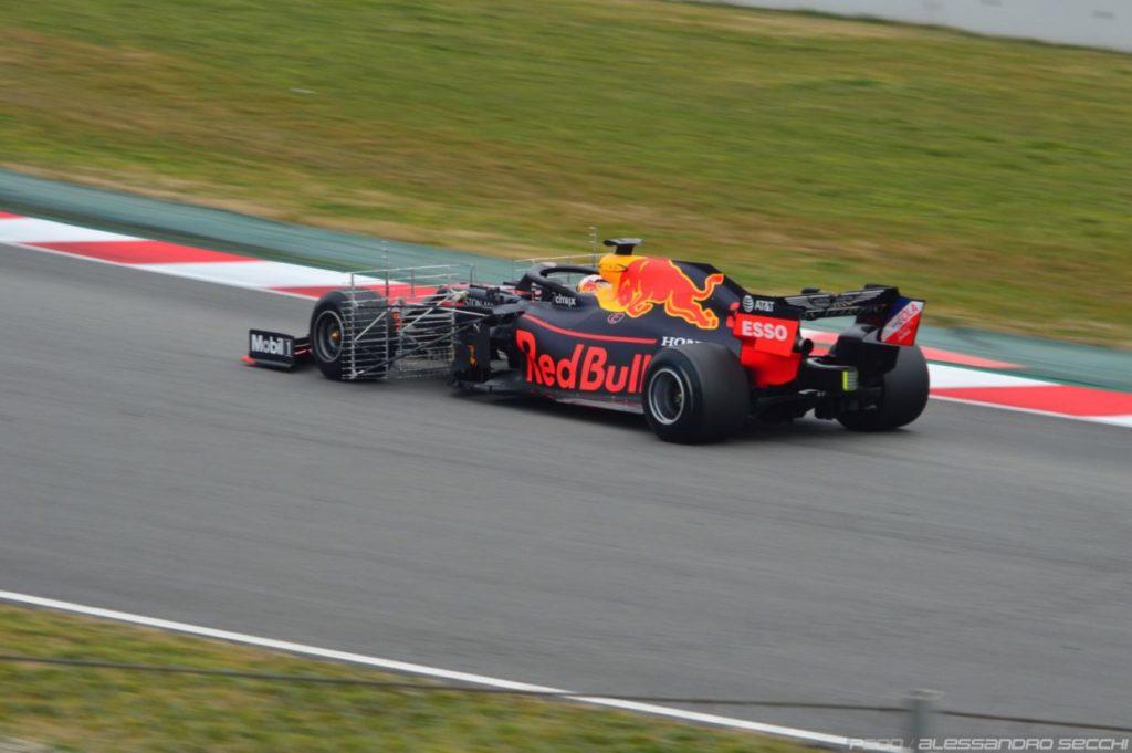 F1   Barcellona Test Day 3: Kvyat chiude in testa. Le foto della giornata. 4