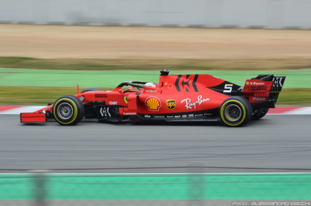 F1 | Test Barcellona, sessione 2: la line-up dei team