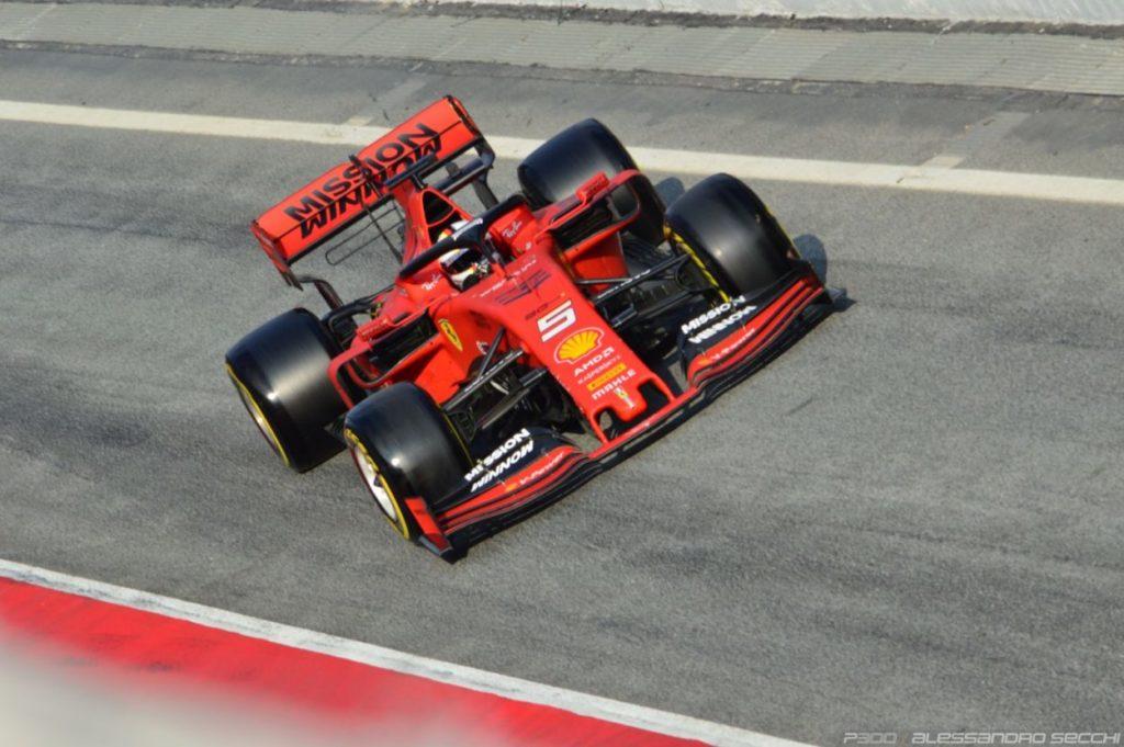 F1   Barcellona Test Day 3: Kvyat chiude in testa. Le foto della giornata. 3