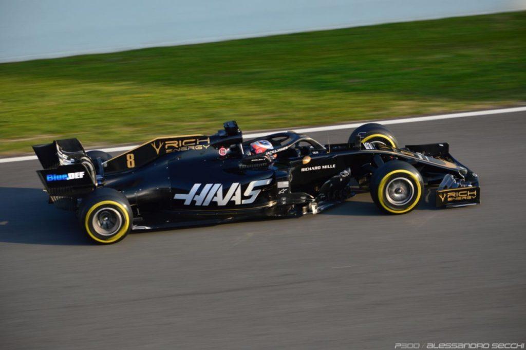 F1   Barcellona Test Day 3: Kvyat chiude in testa. Le foto della giornata. 6