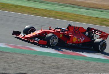 F1 | Barcellona Test Day 1: Vettel chiude al primo posto