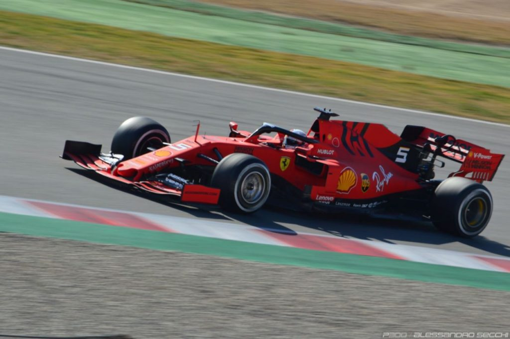 F1 | Barcellona Test Day 8: si ferma Vettel. Hamilton a 3 millesimi!