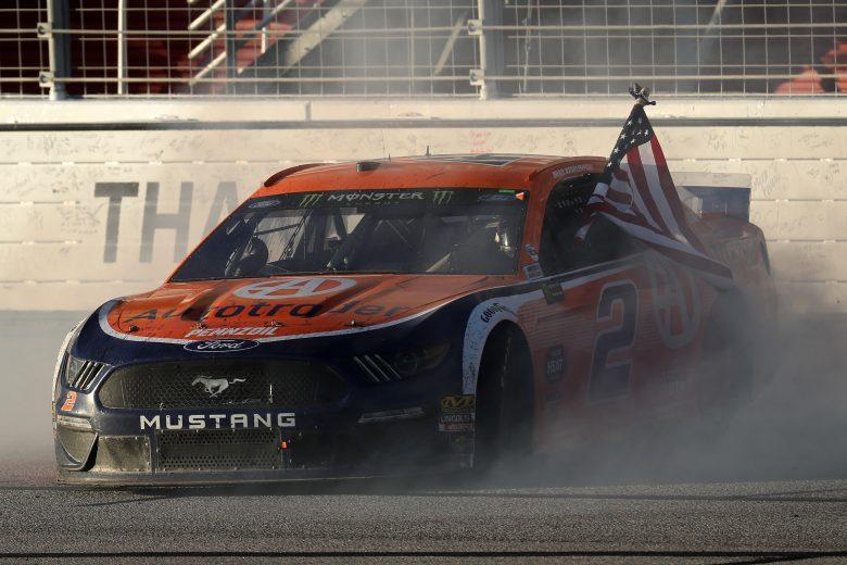 NASCAR | Keselowski più forte dell'influenza ad Atlanta!