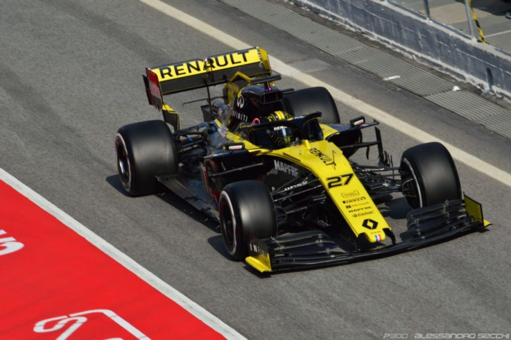 F1 | Barcellona Test Day 4: Hulkenberg chiude in testa