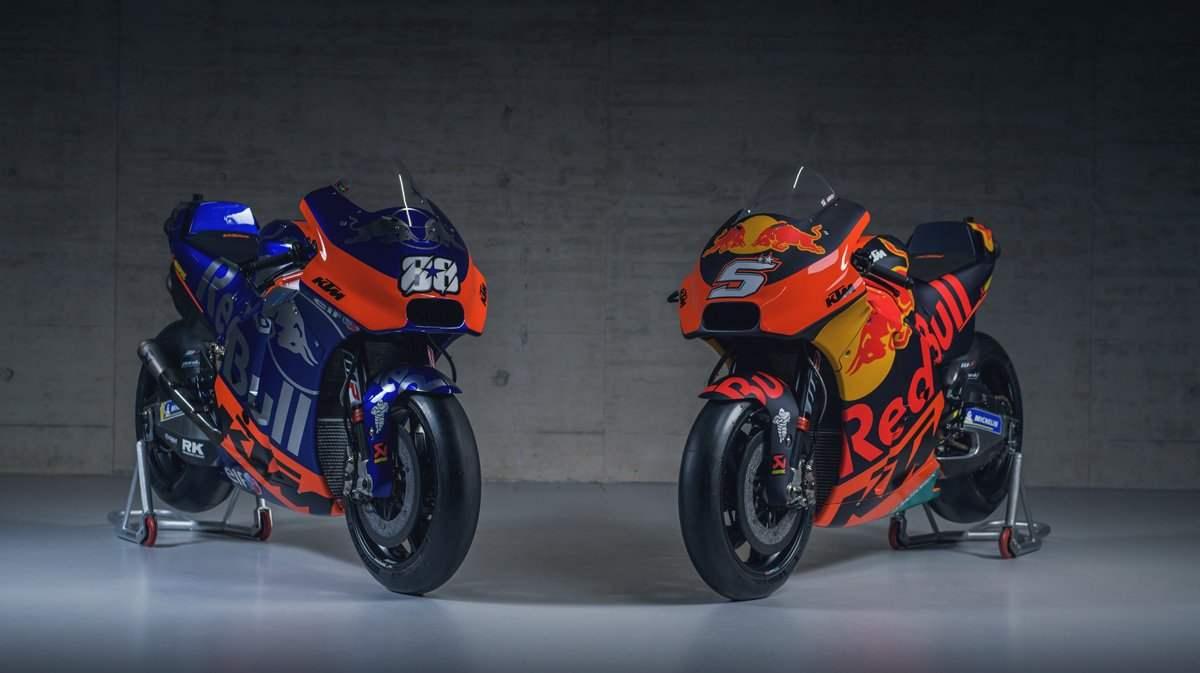 MotoGP | Presentati i team Red Bull Factory e Tech 3 di KTM